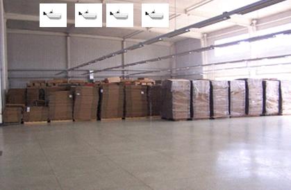 货箱出入库管理系统