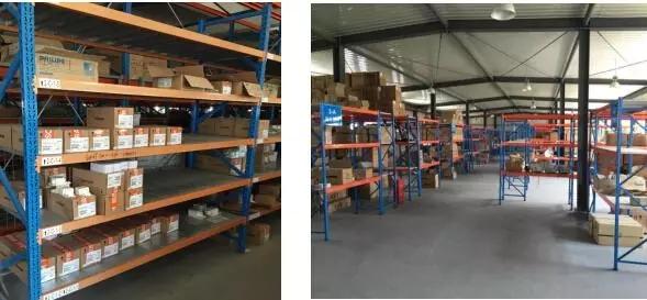 RFID射频识别自动感应物流仓储装车装柜管理系统